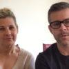 Andreas y Maria comparten sobre el proceso de entrar en Ucrania durante la cuarentena en Kiev